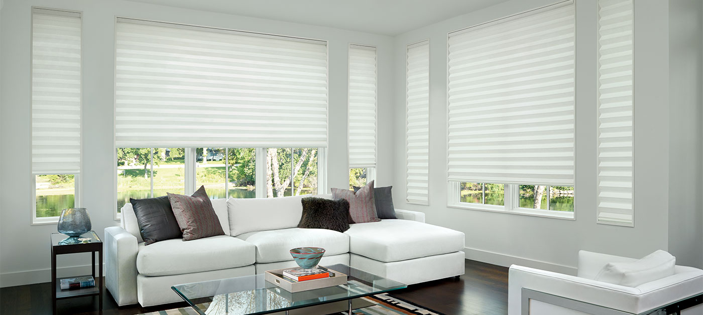prices automation discount douglas experts beautiful shutters sheers fashions banner drapery fashion at front shades maxxmar hunter douglass blind window custom page blinds